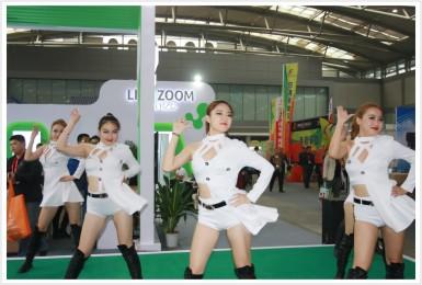 2015年10月24日-电竞猫先生广告节联科亿众活动-曲江国际会展中心
