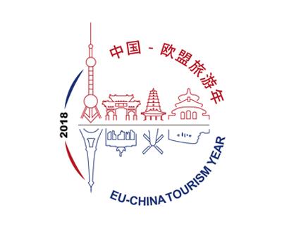 中国-欧盟旅游年logo
