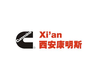 康明斯logo